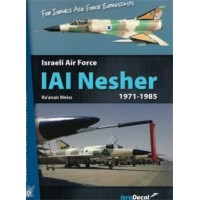 3,Israeli Air Force IAI Nesher 1971 - 1985