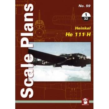 59, Heinkel He 111 H 1:32