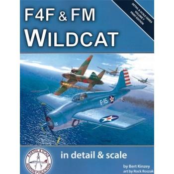 Detail & Scale No.7 : F4F & FM Wildcat