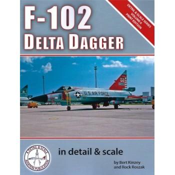 Detail & Scale No. 6 : F-102 Delta Dagger