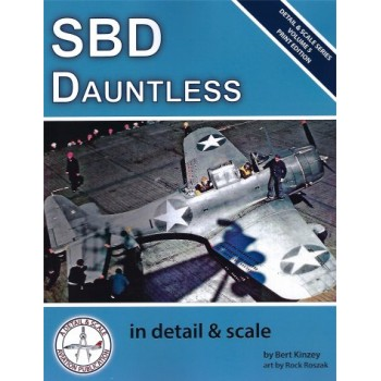 Detail & Scale No. 5 : SBD Dauntless
