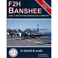 Detail & Scale No. 3 : F2H Banshee Part 1 - Prototypes Through F2H-2 Variants