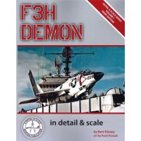 Detail & Scale No. 1 : F3H Demon