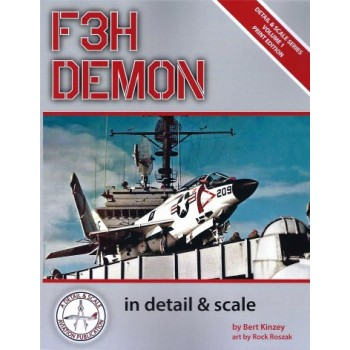 Detail & Scale No. 1 : F3H Demon