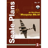 57, De Havilland Mosquito Mk VI in 1:32