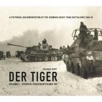 Der Tiger Vol. 3 : Schwere Panzerabteilung 503