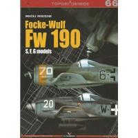 66, Focke Wulf FW 190 S,F,G Models