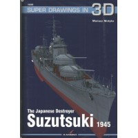 68,The Japanese Destroyer Suzutsuki 1945