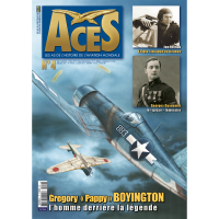 "Aces No.4 : Gregory ""Pappy"" Boyington"