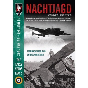 Nachtjagd Combat Archive - The Early Years Part 2 : 13 July 1941 - 29 May 1942