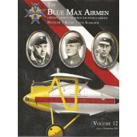 The Blue Max Airmen Vol.12 : Buckler - Klein - von Schleich