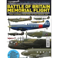 Battle of Britain Memorial Flight - Paint Schemes from WW 2 to the Present Day