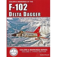 Details & Scale Colors & Markings Vol. 2: F-102 Delta Dagger