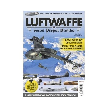 Luftwaffe Secret Project Profiles