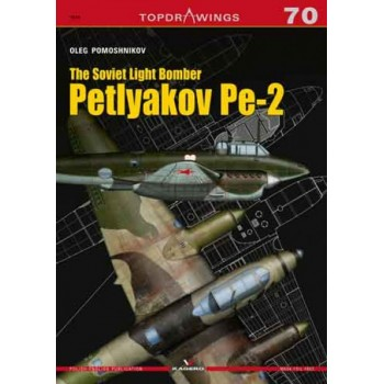 70,The Soviet Light Bomber Petlyakov Pe-2