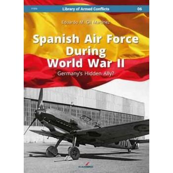 5, Spanish Air Force During World War II