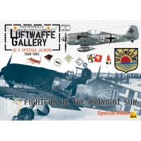 Luftwaffe Gallery JG 5 Special Album 1940 - 1945 Fighters of the Midnight Sun