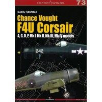 73, Chance Vought F4U Corsair