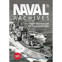 Naval Archives Vol.10 : Super Destroyers the Sovremenny Type