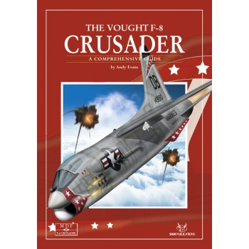 32, The Vought F-8 Crusader
