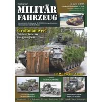Tankograd Militärfahrzeug 2/2019