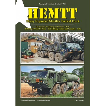 3036, HEMIT - Heavy Expanded Mobility Tactical Truck Part 2