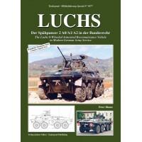 5077, LUCHS - Der Spähpanzer 2 A0/A1/A2 in der Bundeswehr