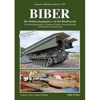 5078, BIBER - Der Brückenlegepanzer 1 in der Bundeswehr
