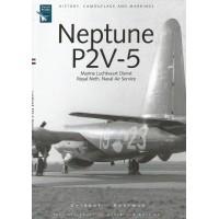 Neptune P2V-5 Marine Luchtvaart Dienst Royal Neth Naval Air Service