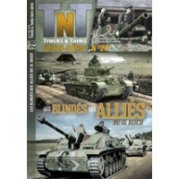Trucks n Tanks Hors Serie No.28 : Les Blindes des Allies du III.Reich