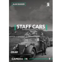 9, Staff Cars in Germany WW II Vol.1