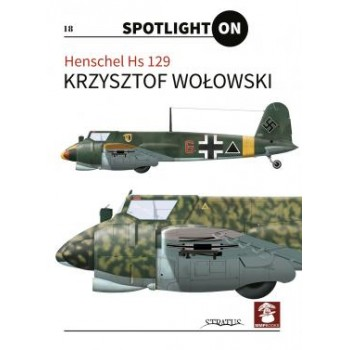 Henschel Hs 129 Spotlight On