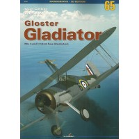 65, Gloster Gladiator Mk I and Mk II (And Sea Gladiator)