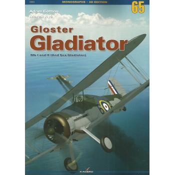 65, Gloster Gladiator Mk I and Mk II (And Sea Gladiator)