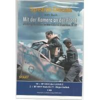 """Spezial Decals zum Buch """"Mit der Kamera an der Front"""" in 1:48"""