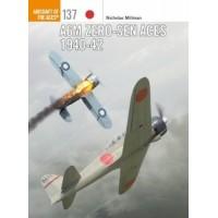137, A6M Zero-Sen Aces 1940 - 42