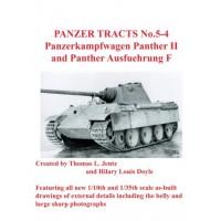 5-4, Panzerkampfwagen Panther II and Panther Ausfuehrung F