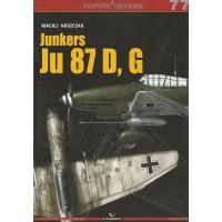 77, Junkers Ju 87 D.G
