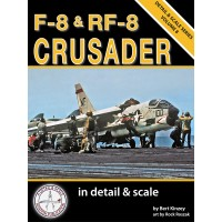 Detail & Scale No. 8 : F-8 & RF-8 Crusader