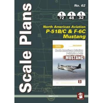 62,North American Aviation P-51 B/C & F-6C Mustang