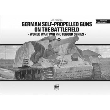 19, German Self-Propelled Guns on the Battlefield