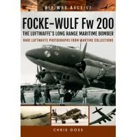 Focke Wulf FW 200 - The Luftwaffe`s Long Range Maritime Bomber