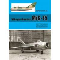 120, Mikoyan - Gurevich MiG-15