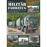 Tankograd Militärfahrzeug 3/2019