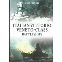 Italian Vittorio Veneto - Class Battleships