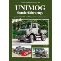 5080, Unimog Sonderfahrzeuge