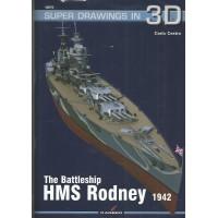 70,The Battleship HMS Rodney 1942