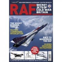 RAF Secret Jets of Cold War Britain