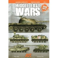 Middle East Wars 1948 - 1973 Vol.1 : Arab - Israeli Conflict
