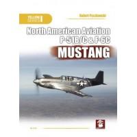 North American Aviation P-51 B/C & F-6C Mustang